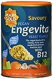 Engevita Savoury Yeast Condiment With B12, 125 g, Pack of 6