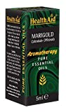 HealthAid Marigold Oil (Calendula Officinalis), 5 ml