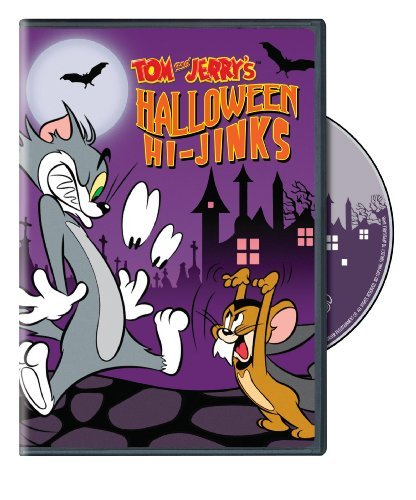 Tom and Jerry's Halloween Hi-jinks by Various