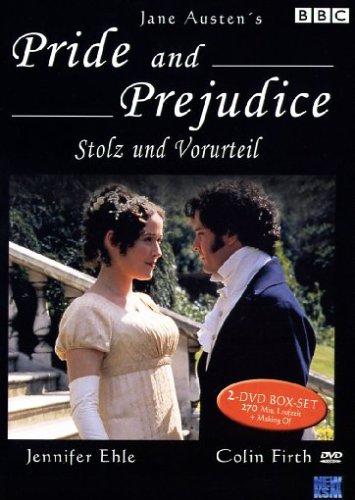 Pride and Prejudice - Stolz und Vorurteil [2 DVDs] (2 Carters Stück)