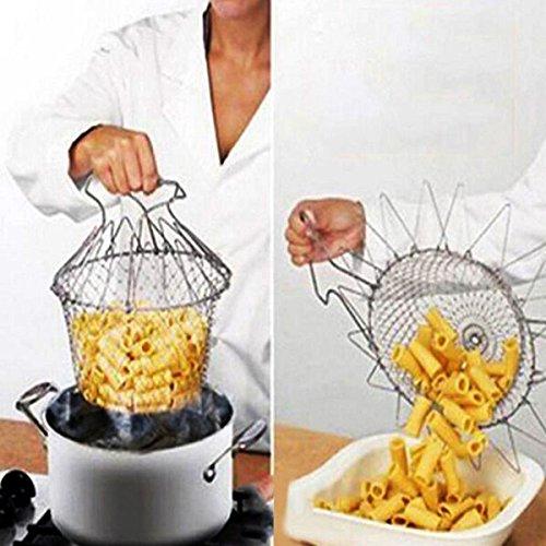 aliciashouse-pieghevole-vapore-sciacquare-strain-fry-chef-cestello-netto-da-cucina-strumento