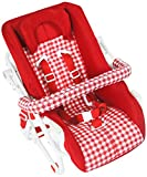 Infanto Baby Car Seat (Red)