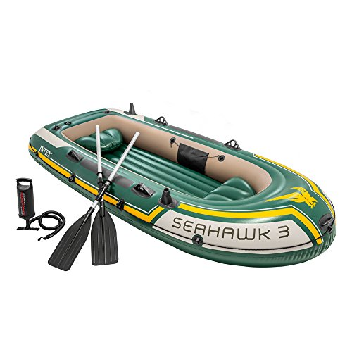 Intex 68380NP - Barca hinchable Seahawk 3