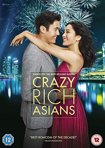 Warner Bros - Crazy Rich Asians DVD (1 DVD)