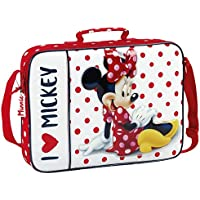 Minnie Mouse - Cartera bandolera extraescolares (Safta 611748385)