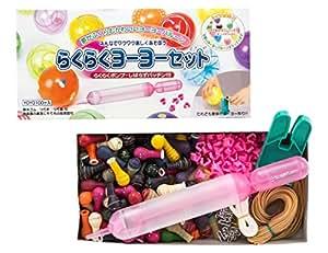 (Patching with not bound pump easily) yo-yo set easily (japan import)