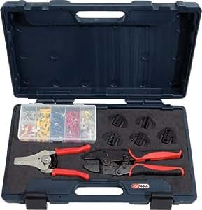 KS Tools 115.1400 Module pinces à sertir et à dénuder automatiques 8 pièces