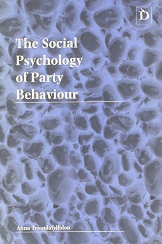 The Social Psychology of Party Behaviour
