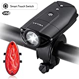 Bike Light Set USB Rechargeable, LED Bicycle Front - Best Reviews Guide