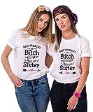 Die besten Disney Usa Shirts - Couples Shop Best Friends T-Shirts für 2 Mädchen Bewertungen