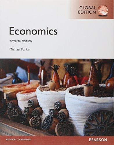 Economics, Global Edition por Michael Parkin