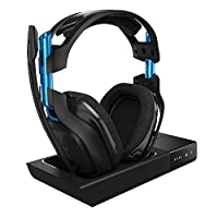 Astro A50 Wireless Headset GEN3 for PlayStation 4 - Black