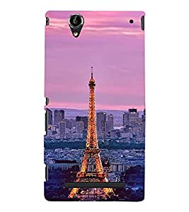 GADGET LOOKS PRINTED BACK COVER FOR SONY XPERIA T2 ULTRA MULTICOLOR