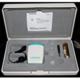 Siemens Amiga 176 With 1 Extra Wire And 1 Receiver Pack Hearing Aid (White, Blue)