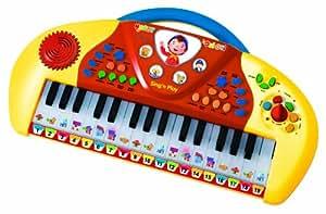 Lexibook - IT750NO - Noddy -Instrument de Musique - Mon piano d'apprentissage Oui - Oui