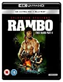 Rambo: First Blood Part II 4K [Blu-ray] [2018]
