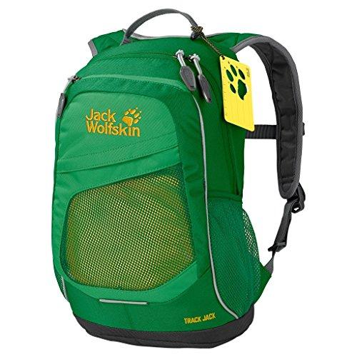 Jack Wolfskin Kids Kinderrucksack Track Jack 4082 forest green