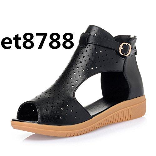 Mulher Zyushiz Confortáveis respirável Web Ao Ar Livre Sandálias Chinelos 39eu
