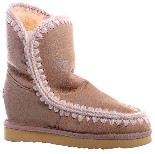 Mou botas mujer en ante...