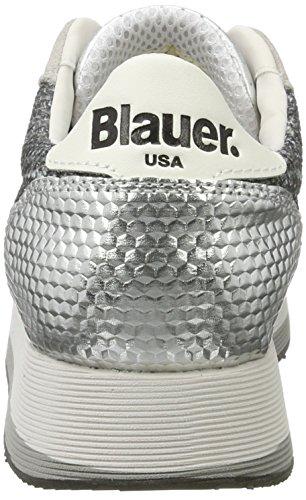 Blauer USA - Fashionrun, Scarpe da ginnastica Donna Grigio