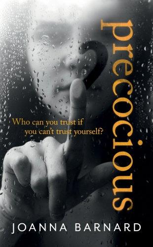 book cover of Precocious