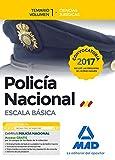 Policía Nacional Escala Básica. Ciencias Jurídicas: Policía Nacional Escala Básica. Temario volumen 1 Ciencias Jurídicas