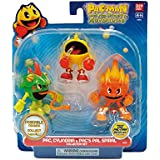 Pac Man 38978 - Pac and Friends Action figure 3-Pack
