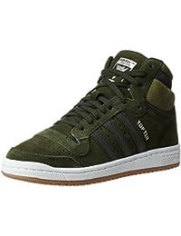adidas Originals Men's Top Ten Hi Leather Basketball Shoes
