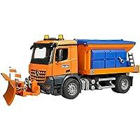 Bruder MB Arocs Winter Service with Plow Blade