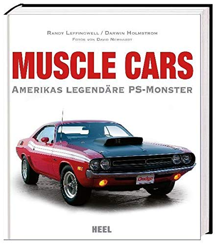Muscle Cars: Amerikas legendäre PS-Monster (Us-muscle-cars)