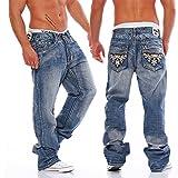 Antique Rivet Herren Jeans Hose Jeanshose Austin L 32 (L32/W34)