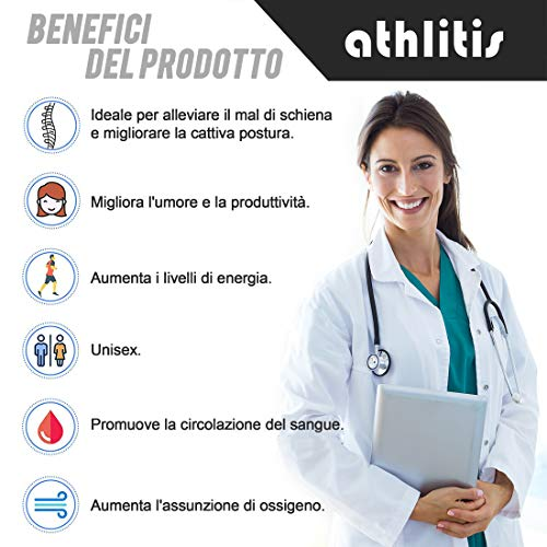 Zoom IMG-3 athlitis fascia posturale spalle e