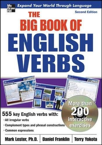 The big book of english verbs. Con CD-ROM (Scienze)