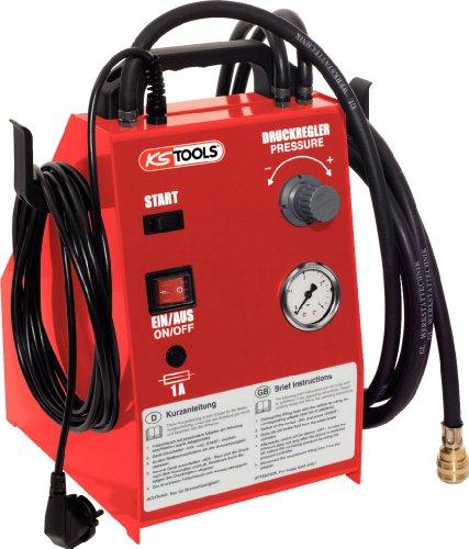 elektrisches bremsenentlueftungsgeraet KS Tools 160.0700 Bremsenwartungsgerät KS5, 5 Liter
