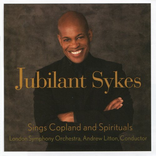 Jubilant Sykes Sings Copland And Spirituals