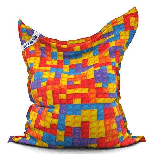 Jumbo Bag Original Printed Bricks