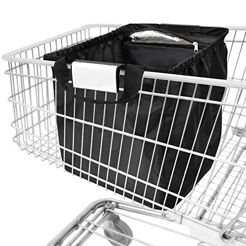 Achilles, borsa per carrello della spesa con funzione di raffreddamento