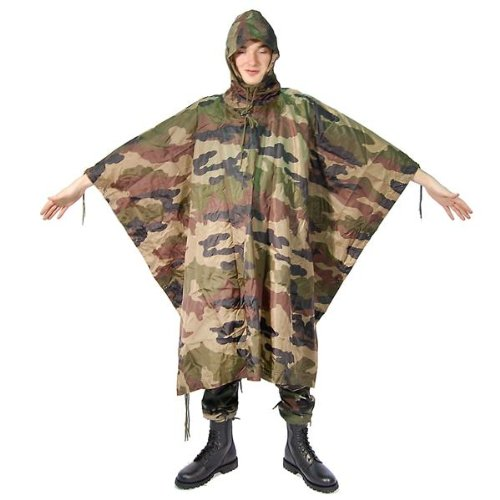 Mil-Tec US Poncho Ripstop CCE