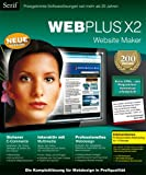 WebPlus X2 Website Maker (Mini-Box)