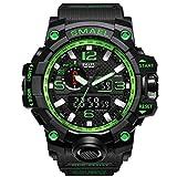 ecb3ea7e8343 Lightinthebox Hombre Reloj Deportivo Militar Reloj Smart Moda Reloj de  Pulsera Reloj Pulsera Digital LED