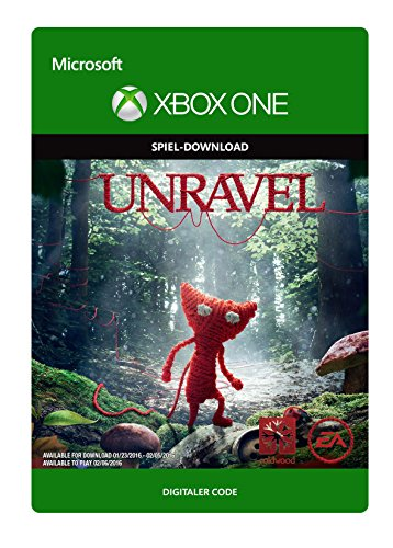 Unravel [Vollversion] [Xbox One - Download Code]