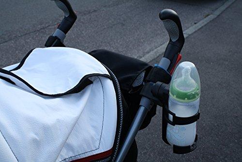 Kinderwagen Buggy Flaschenhalter Babyflasche Halterung für Flaschen Getränke
