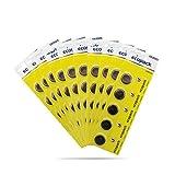 Varta 6025 Batterie Ecopack CR2025 Lithium Knopfzelle (3V, 50-er Pack) in original 5-er Blisterverpackung
