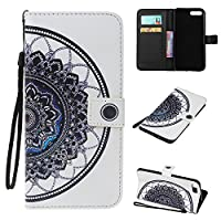 JGNTJLS Case For iPhone 5/5s/SE, [New Original Painting Series for SS/AW] Fashion, Casual, Stylish, Simple, Portable, Cross-Embossing(Multicolor, Wrinkle-Design), Artificial Leather-Shell(Environmental, Non-Animal Fur, Not Real Leather), Internal-TPU(Soft