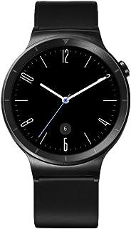 Huawei Watch Active, Smartwatch 1,4 pollici, 42mm, Cinturino in Pelle, Nero