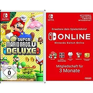 New Super Mario Bros. U Deluxe – [Nintendo Switch]