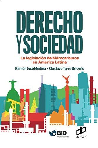 Derecho y Sociedad.: La legislación de hidrocarburos en América Latina (La Hoja del Norte) por Gustavo Tarre  Briceño