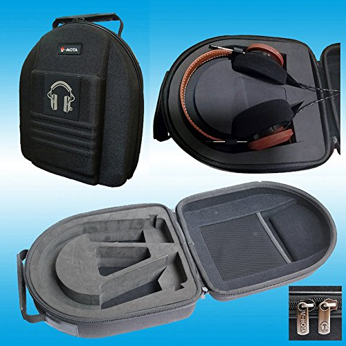 28c700b7344 V-MOTA TDC headphone suitcase Carry case boxs for SHURE SRH240 SRH840  SRH940 HPAEC840 SRH440