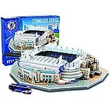 Giochi Preziosi 70037251 - 3D Stadion-Puzzle Stamf Bridge Chelsea
