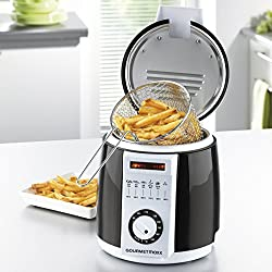GOURMETmaxx 08345 Friteuse multifonction